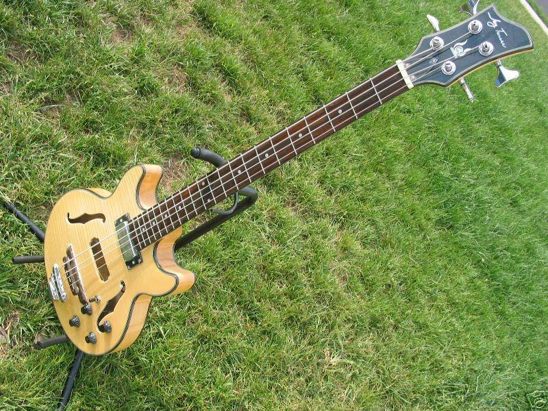 Gibson Hollow Body Bass Hollow Body Bass $155
